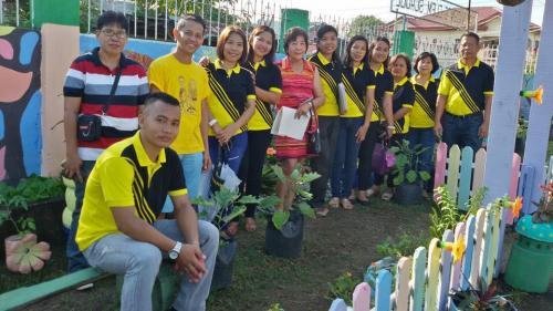 Garden Visitation at  San Vicente Elementary School (5)