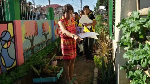 Garden Visitation at  San Vicente Elementary School (8)