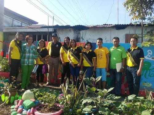 Garden Visitation at  San Vicente Elementary School (9)