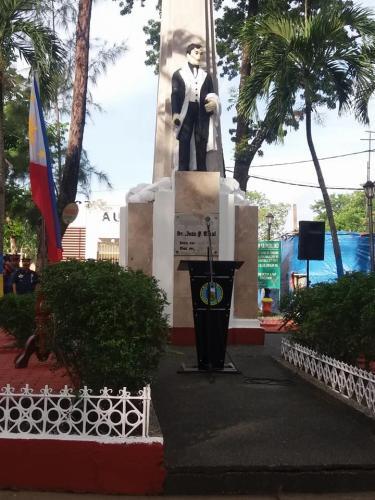 Independence Day celebration in Santa Ignacia (1)