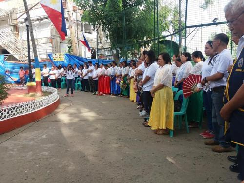 Independence Day celebration in Santa Ignacia (2)