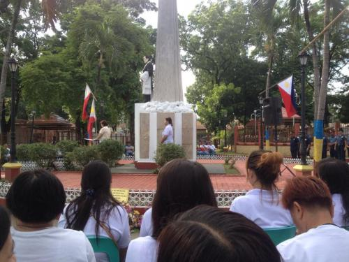 Independence Day celebration in Santa Ignacia (8)