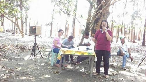 May 3,2017--900 AM purok 5,PAO Meeting about SOLID WASTE, Rep. Act 9003 (2)