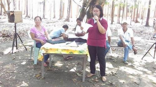 May 3,2017--900 AM purok 5,PAO Meeting about SOLID WASTE, Rep. Act 9003 (3)