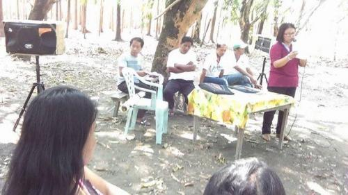 May 3,2017--900 AM purok 5,PAO Meeting about SOLID WASTE, Rep. Act 9003 (5)