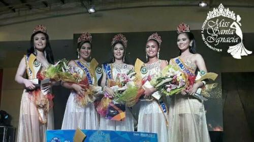 Miss Santa Ignacia 2017! (1)