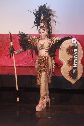Bamban - Mutya Ng Lalawigan Ng Tarlac 201 - 7 Festival Costume Competition