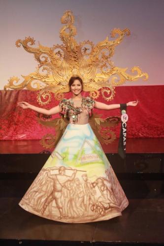 Capas - Mutya Ng Lalawigan Ng Tarlac 201 - 7 Festival Costume Competition