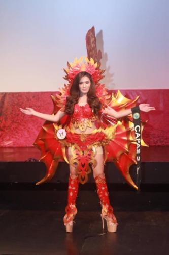 Capas 2 - Mutya Ng Lalawigan Ng Tarlac 201 - 7 Festival Costume Competition
