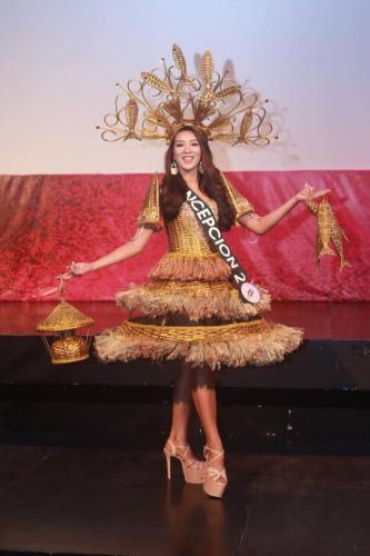 Concepcion - Mutya Ng Lalawigan Ng Tarlac 201 - 7 Festival Costume Competition