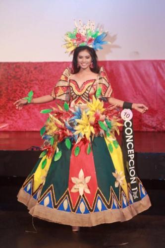 Concepcion 2 - Mutya Ng Lalawigan Ng Tarlac 201 - 7 Festival Costume Competition