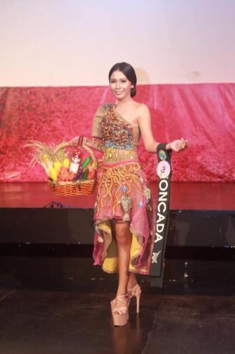 Moncada - Mutya Ng Lalawigan Ng Tarlac 201 - 7 Festival Costume Competition