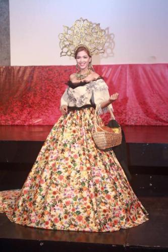 Mutya Ng Lalawigan Ng Tarlac 201 - 7 Festival Costume Competition