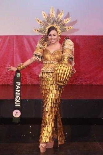 Paniqui - Mutya Ng Lalawigan Ng Tarlac 201 - 7 Festival Costume Competition