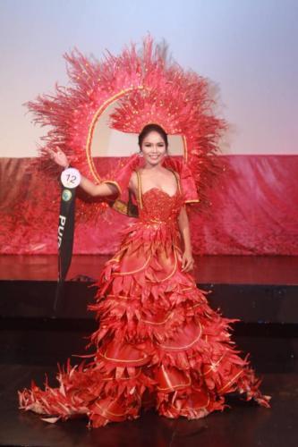 Pura - Mutya Ng Lalawigan Ng Tarlac 201 - 7 Festival Costume Competition