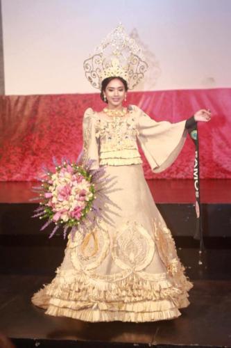 Ramos - Mutya Ng Lalawigan Ng Tarlac 201 - 7 Festival Costume Competition