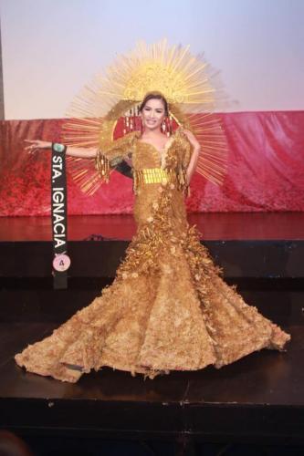 Sta Ignacia - Mutya Ng Lalawigan Ng Tarlac 201 - 7 Festival Costume Competition