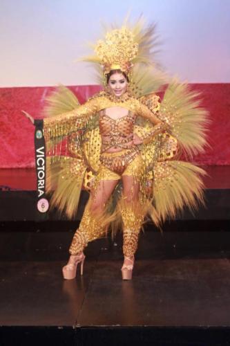 Victoria - Mutya Ng Lalawigan Ng Tarlac 201 - 7 Festival Costume Competition