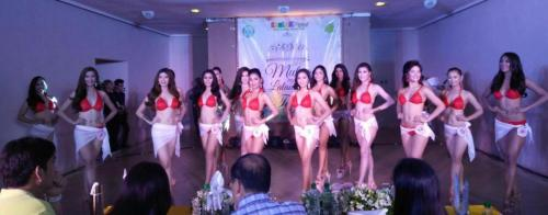 Swimsuit Competition - Mutya ng Tarlac (1)