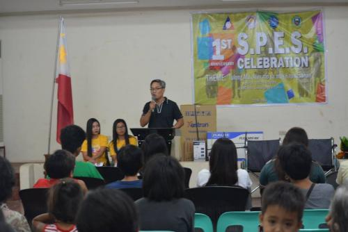 PESO Coordinator Mr. Julius Roque celebrates 1st anniversary Celebration of the Santa Ignacia SPES Beneficiaries Organization (20)