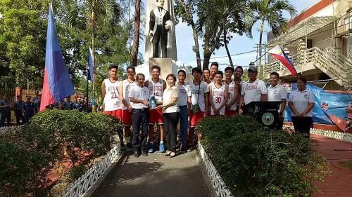 Pagdiriwang sa ika-119 anibersaryo ng Araw ng Kalayaan - Santa Ignacia Tarlac (1)