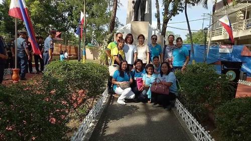 Pagdiriwang sa ika-119 anibersaryo ng Araw ng Kalayaan - Santa Ignacia Tarlac (11)