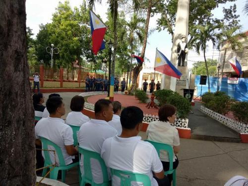 Pagdiriwang sa ika-119 anibersaryo ng Araw ng Kalayaan - Santa Ignacia Tarlac (15)