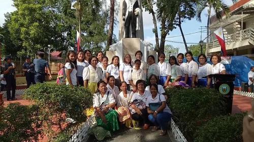 Pagdiriwang sa ika-119 anibersaryo ng Araw ng Kalayaan - Santa Ignacia Tarlac (17)