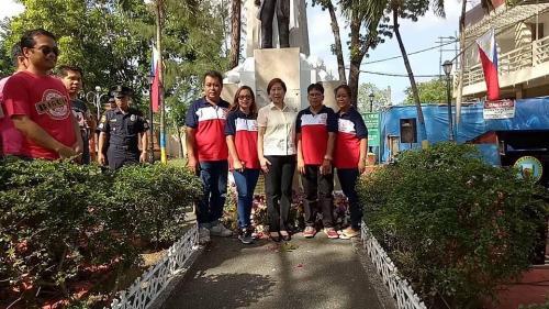 Pagdiriwang sa ika-119 anibersaryo ng Araw ng Kalayaan - Santa Ignacia Tarlac (19)
