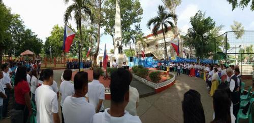 Pagdiriwang sa ika-119 anibersaryo ng Araw ng Kalayaan - Santa Ignacia Tarlac (2)