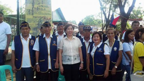 Pagdiriwang sa ika-119 anibersaryo ng Araw ng Kalayaan - Santa Ignacia Tarlac (21)