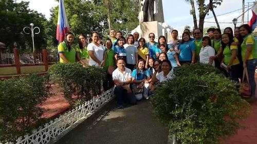 Pagdiriwang sa ika-119 anibersaryo ng Araw ng Kalayaan - Santa Ignacia Tarlac (23)