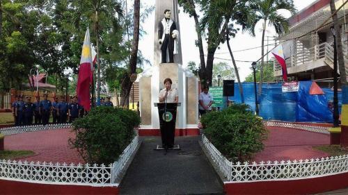 Pagdiriwang sa ika-119 anibersaryo ng Araw ng Kalayaan - Santa Ignacia Tarlac (24)