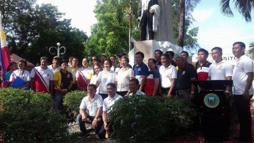 Pagdiriwang sa ika-119 anibersaryo ng Araw ng Kalayaan - Santa Ignacia Tarlac (4)
