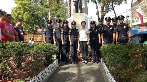 Pagdiriwang sa ika-119 anibersaryo ng Araw ng Kalayaan - Santa Ignacia Tarlac (5)