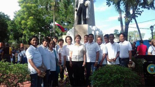 Pagdiriwang sa ika-119 anibersaryo ng Araw ng Kalayaan - Santa Ignacia Tarlac (6)