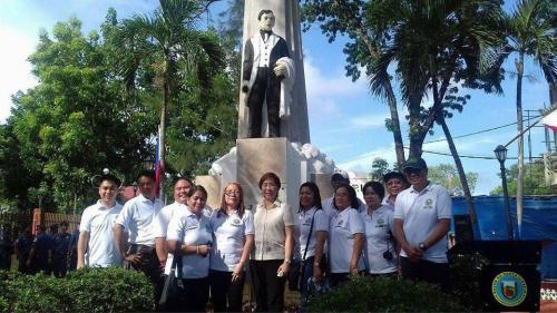 Pagdiriwang sa ika-119 anibersaryo ng Araw ng Kalayaan - Santa Ignacia Tarlac (7)