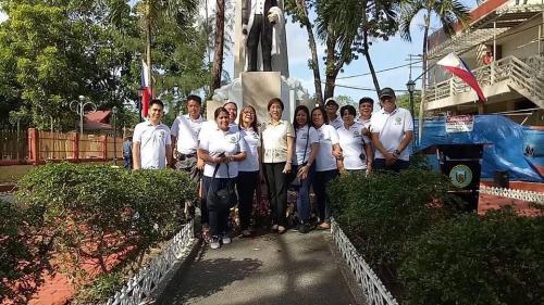 Pagdiriwang sa ika-119 anibersaryo ng Araw ng Kalayaan - Santa Ignacia Tarlac (8)