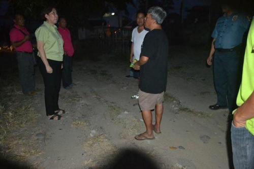 Personal at sorpresang ininspekyon ni Mayor Nora Modomo ang mga ipinasarang bahay aliwan sa ating bayan (11)