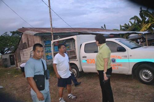 Personal at sorpresang ininspekyon ni Mayor Nora Modomo ang mga ipinasarang bahay aliwan sa ating bayan (3)