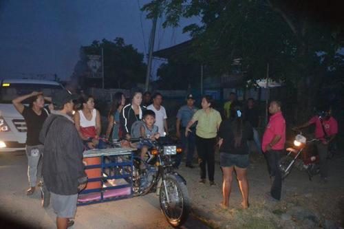 Personal at sorpresang ininspekyon ni Mayor Nora Modomo ang mga ipinasarang bahay aliwan sa ating bayan (4)