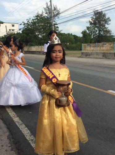 SANTA CRUZAN 2017 Santa Ignacia Catholic School (2)