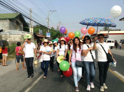 Santa Ignacia 103rd Foundation Day - Grand Parade 31417 (6)