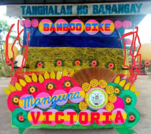 Tarlac 1st KanLAhi Festival Grand Parade of Float  (1)