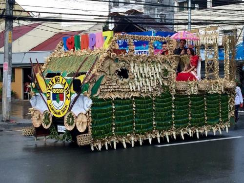 Tarlac 1st KanLAhi Festival Grand Parade of Float  (11)