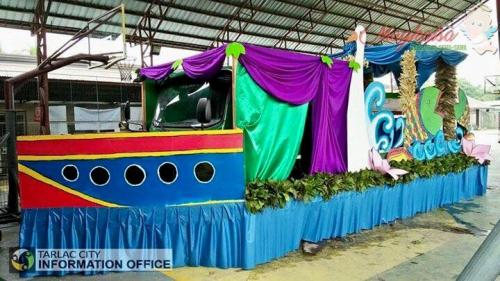 Tarlac 1st KanLAhi Festival Grand Parade of Float  (12)
