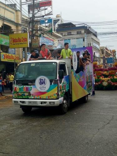 Tarlac 1st KanLAhi Festival Grand Parade of Float  (13)