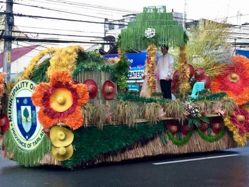 Tarlac 1st KanLAhi Festival Grand Parade of Float  (15)