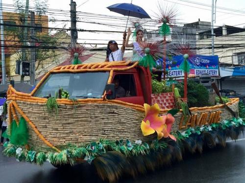 Tarlac 1st KanLAhi Festival Grand Parade of Float  (16)