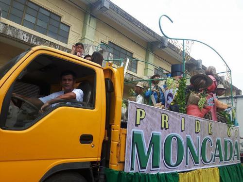 Tarlac 1st KanLAhi Festival Grand Parade of Float  (2)